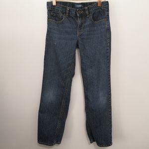 Old Navy Boy's Straight Leg Denim Jeans Size 10 R